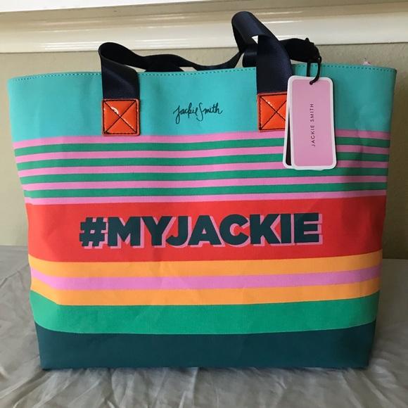 jackie Smith Handbags - Jackie Smith Buenos Aires Tote .